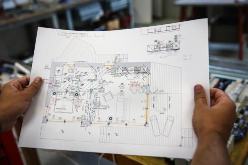Progetto Impianti - Elettroimpianti B.R.M.