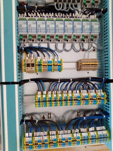 Quadro BT - Elettroimpianti B.R.M.